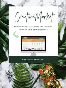 So findest du passende Ressourcen bei Creative Market